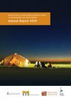 Mandel Scholion Annual Report 2019