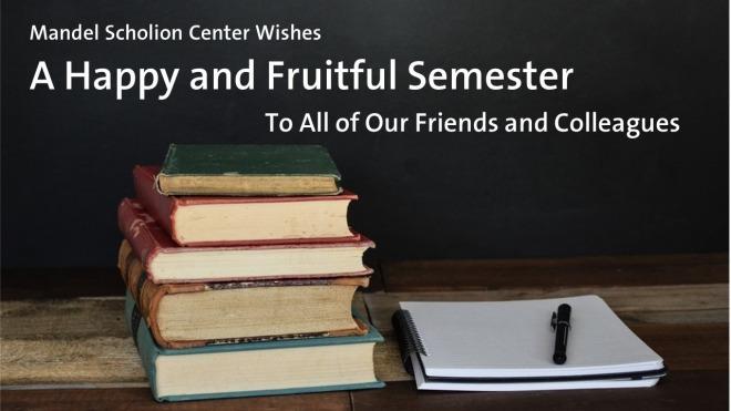 Happy Semester